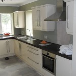 Custom Modern Kitchen Design Castleford