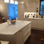White Bespoke Kitchen Castleford