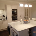 White Fitted Kitchen Castleford